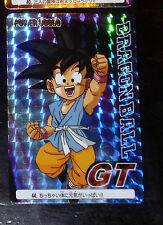 DRAGON BALL Z GT DBZ AMADA PP PART 30 CARDDASS CARD PRISM CARTE 44 HARD JAPAN NM