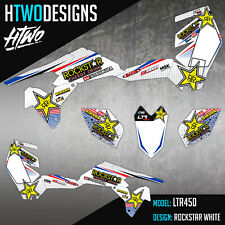 LTR 450 GRAPHICS KIT STICKERS LTR450 ALL YEARS DECALS QUAD GRAPHICS ATV DECAL