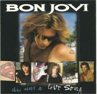 Bon Jovi - This Ain't A Love Song 1995 Japanese 7 track CD single