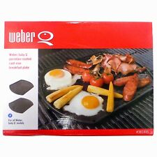 Weber 981445 Baby Q Breakfast Plate - Accessories BBQ Barbecue