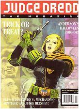 Judge Dredd Megazine #14 VG+ (4.5) 1992