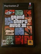 Grand Theft Auto III (PS2) Great Condition. No Manual. Cheap And Fast Shipping.