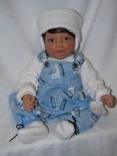 """20"""" Lee Middleton Baby Boy Doll """"Little Skater"""" By Reva 1997"""