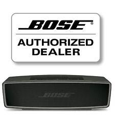 BOSE SoundLink Mini II 2 Bluetooth wireless speaker in Carbon black