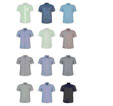 Men's Polycotton Regular Casual Shirts & Tops