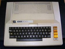 Atari 800 Model Vintage Computers & Mainframes