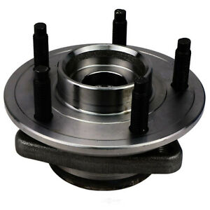 Wheel Bearing and Hub Assembly-FWD Front CRS Automotive Parts NT590262