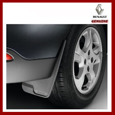 Genuine Dacia Duster & Sandero Front & Rear Universal Mud Flaps / Guards. New!