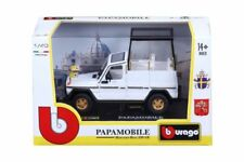 Papamobile Burago 1/43 Mercedes Benz 230 GE