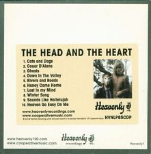 The Head And The Heart - S/T Full Promotional Album Cardsleeve Cd Eccellente