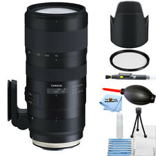 Tamron SP 70-200mm f/2.8 Di VC USD G2 Lens for Canon EF! STARTER KIT BRAND NEW!!
