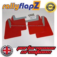 Progettazione personalizzata ANTIBECCHEGGIO SUBARU IMPREZA NEW AGE GD (01-07) rallyflapz 4mm PVC ROSSO