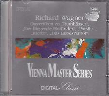 Richard Wagner - Tannhauser, The Flying Dutchman, Parsifal, Rienzi, Ban on Love