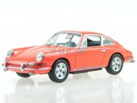 Porsche 911 S 1964 orange diecast modelcar 940067120 Maxichamps 1:43