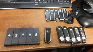 AT&T E368, Shockwave, GL0461 USB Modems ( Lot of 16 )  ~!~ FREE SHIPPING ~!~