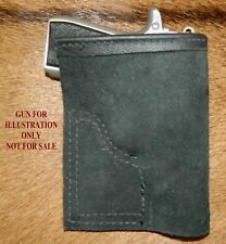 Gary Cs Leather Pocket Protector Holster Colt Government 380 Amp Similar Clones