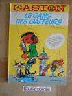 ELDORADODUJEU > BD - GASTON 12 LE GANG DES GAFFEURS - DUPUIS 1976 BE-