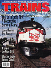 SHIPPED IN A BOX -  Trains Magazine March 1993