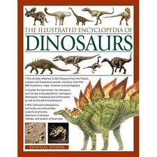 The Illustrated Encyclopedia of Dinosaurs, Dougal Dixon, Good Book