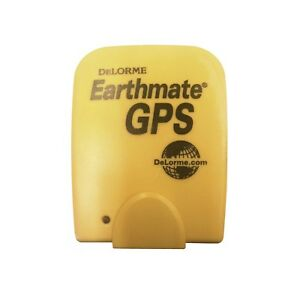 NEW! ~ DeLORME Earthmate USB GPS Model 9538 v1.0 Sirf - NO CABLES