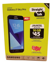 "SEALED  Straight Talk Samsung Galaxy J7 Sky Pro 4G LTE 16GB 5.5"" Smartphone"