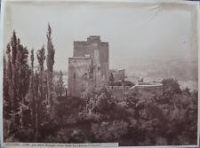 Photo Jean Laurent Albuminé Granada Espana Espagne Vers 1870