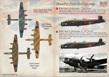 Print Scale 72199 1:72 Handley-Page Halifax Part 2