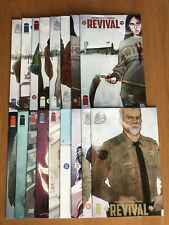 Revival #1-17 Run Phantom Variant Cover Complete Image Comics
