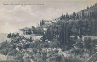 Nr.11489 PK  Fiesole, Villa Medici e Convento di S. Giralomo  Italien