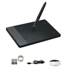 "HUION 420 4"" x 2.23"" Art Graphics Drawing Tablet USB + Pen for Windows/XP/Mac OS"