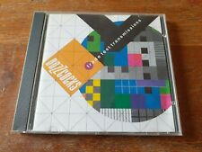 BUZZCOCKS Trade Test Transmissions CD 1993 1st Issue