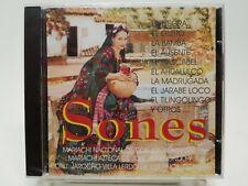 Sones CD Bomba