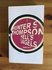 HUNTER S THOMPSON HELLS ANGEL BOOK OUTLAW BIKER 1%er MOTORCYCLE GONZO