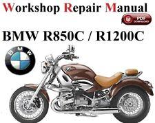 BMW R850C /R1200C 1999- 2004 year Repair Manual PDF Version
