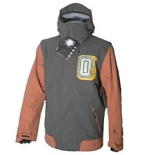 OAKLEY RAFTER JACKET Size: L Color: SHADOW.NWT.