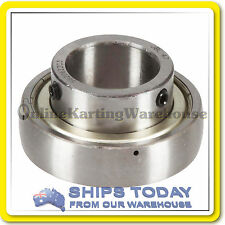 GO KART AXLE BEARING 30mm x 62mm ZZ FREE SPINNING SB206ZZ RACE BEARING