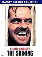 SHINING - Jack Nicholson, Shelley Duvall  DVD BRAND NEW