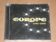 EUROPE - EUROPE 1982-2000 - CD SIGILLATO (SEALED)