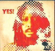 CD ALBUM DIGIPACK 12 TITRES--KOS / K-OS--YES!--2010