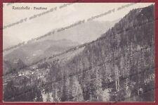 BERGAMO RONCOBELLO 06 VAL BREMBANA Cartolina viaggiata 1925