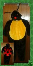 N.1 pc Hooded LADYBUG Halloween Costume Fits Sizes 3&5.