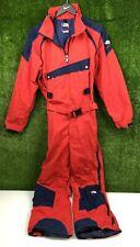 Vintage The North Face Extreme Ski Suit Men Medium Black Red Gore-Tex 90s