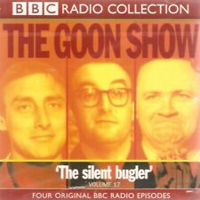 The Goon Show: Volume 17: The Silent Bugler (2xCD A/Book 1999) *NEW/SEALED*
