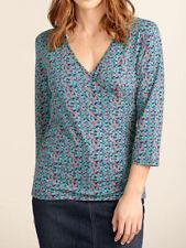 Organic Cotton Seasalt Hip Length Tops & Shirts for Women