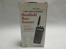 Radio Shack Pro-89 Handheld Race Scanner w 800 Mhz and 200 Channels ~ Brand New