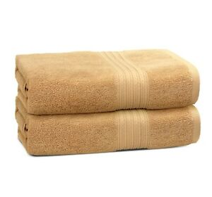 Goza Towels Luxury %100 Cotton Bath Towels 28 x 56 inches - 2 Pack