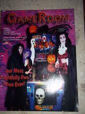 GameRoom Magazine - Oct 2003 Vol.15 No.10 Free Shipping!