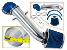 91-95 JEEP Wrangler 2.5 L4 & 4.0 I6 SHORT RAM AIR INTAKE KIT + BLUE FILTER