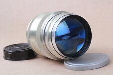 Jupiter-9 f/2 85mm RF Telephoto lens Sonnar copy M39 for Leica Zorki
