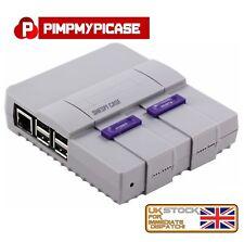 SNESPI / NESPI Game Case for the Raspberry Pi 3 / 2 / 1 Model B Retropie / Kodi
